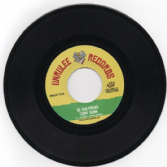 Mad Dog riddim: Tommy Gunn - Be Dem Friend / version (Unrulee Records) UK 7""